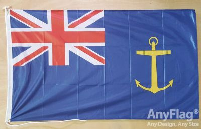 - BRITISH ROYAL FLEET AUXILIARY ENSIGN ANYFLAG RANGE - VARIOUS SIZES